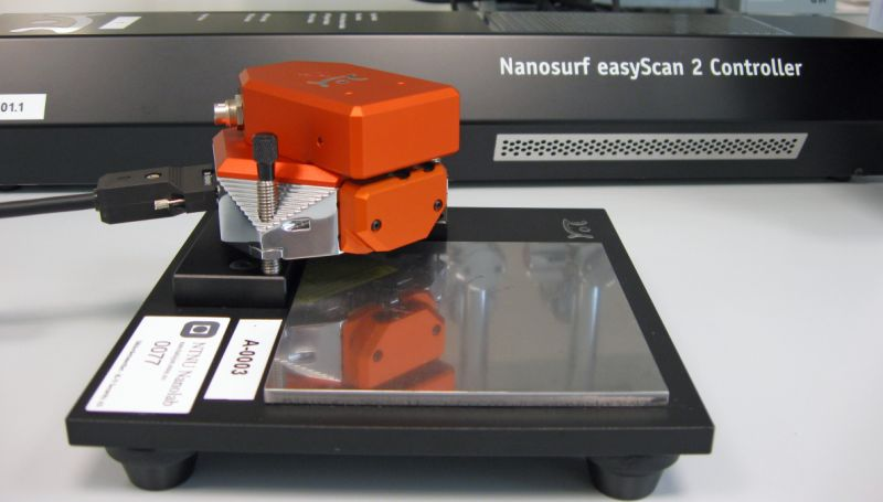 Picture of AFM, NanoSurf