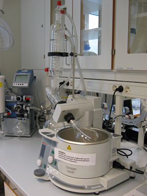 Picture of Rotary evaporators
