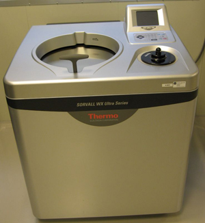 Picture of Ultracentrifuge