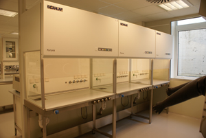 Picture of Laminar Flow Bench 3