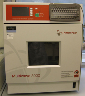 Picture of Microwave Oven