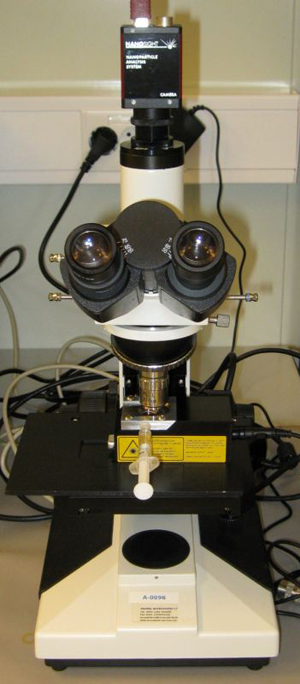 Picture of Nanosight Nanoparticle Analysis System