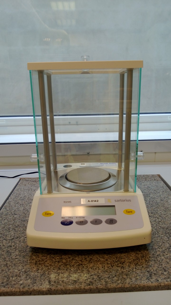 Picture of Analytical Balances
