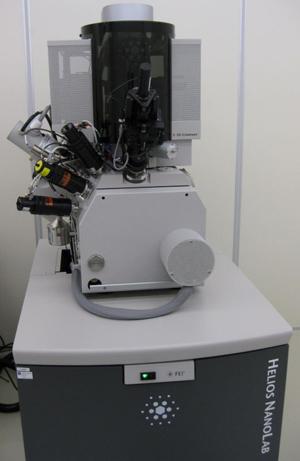 Picture of Focused Ion Beam (FIB G2)