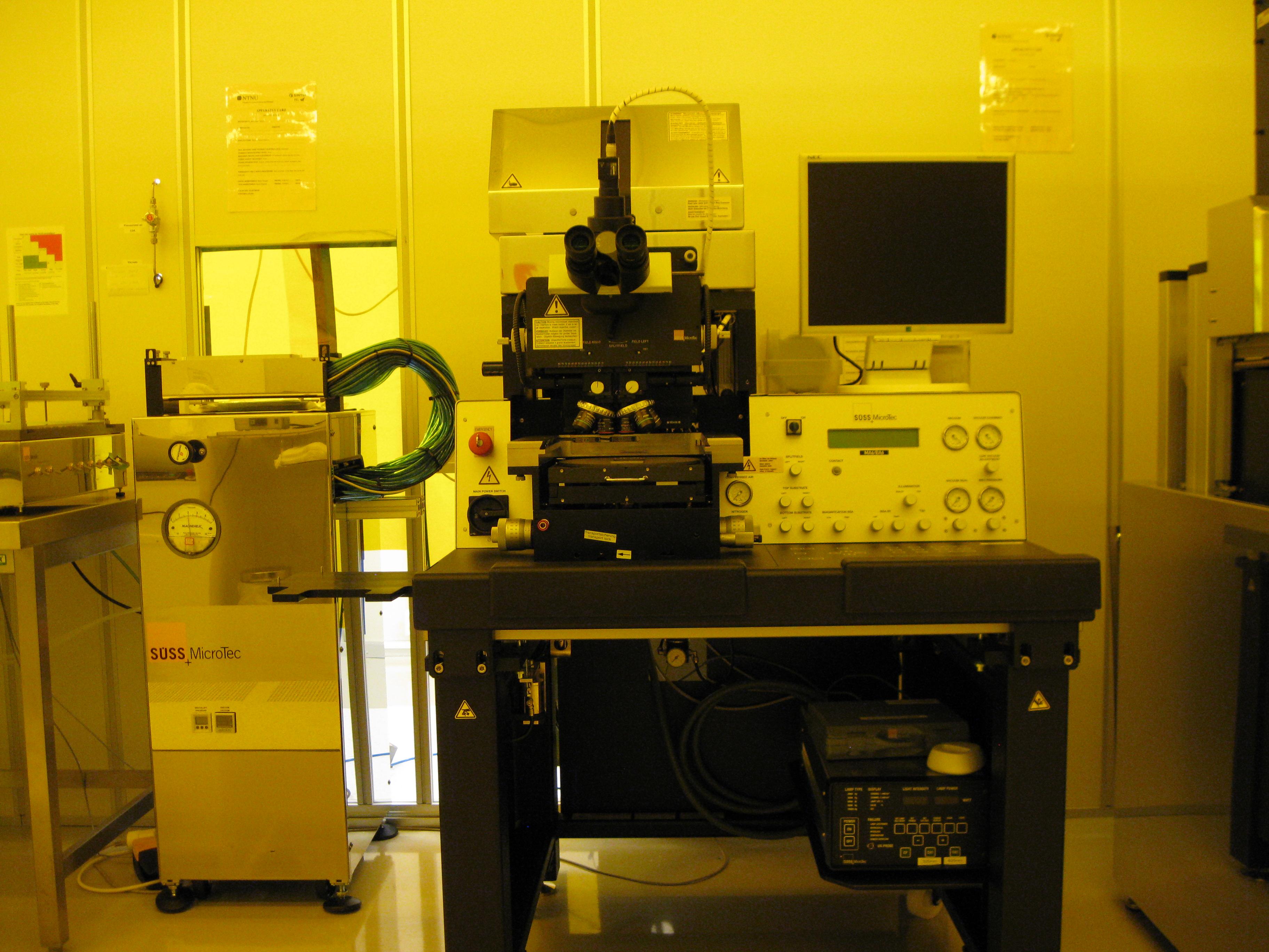 Picture of Nanoimprinter SCIL