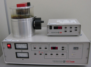Picture of Sputter Coater for SEM Sample Prep.