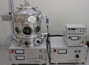 Picture of Sputter Coater and Thermal Evaporator