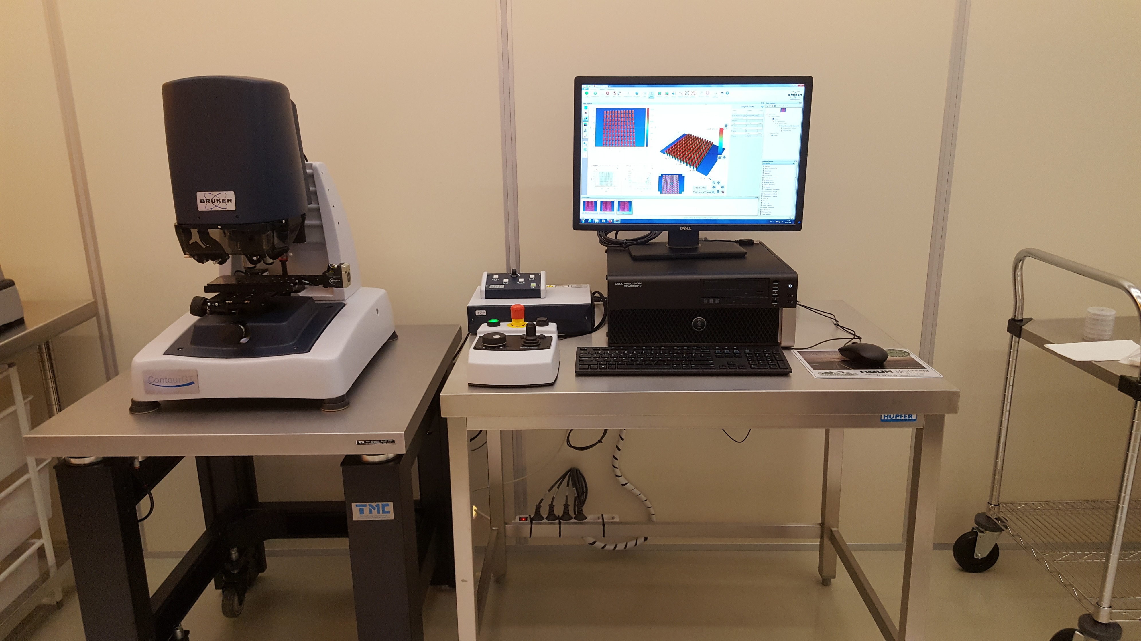 Picture of 3D Optical Profiler